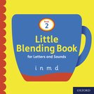 Little Blending Books for Letters and Sounds: Book 2
