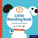Little Blending Books for Letters and Sounds: Book 7