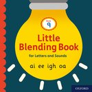 Little Blending Books for Letters and Sounds: Book 9