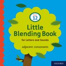 Little Blending Books for Letters and Sounds: Book 12