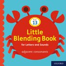 Little Blending Books for Letters and Sounds: Book 13