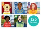 Hero Academy Non-fiction: Oxford Levels 1-6, Lilac-Orange Book Bands: Easy-buy Pack
