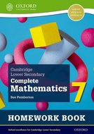 Cambridge Lower Secondary Complete Mathematics 7: Homework Book - Pack of 15 (Second Edition)