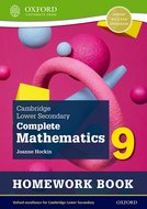 Cambridge Lower Secondary Complete Mathematics 9: Homework Book - Pack of 15 (Second Edition)