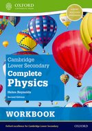 Cambridge Lower Secondary Complete Physics: Workbook (Second Edition)