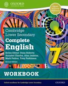Cambridge Lower Secondary Complete English 7: Workbook (Second Edition)
