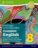 Cambridge Lower Secondary Complete English 8: Student Book (Second Edition)