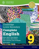Cambridge Lower Secondary Complete English 9: Student Book (Second Edition)