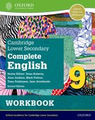 Cambridge Lower Secondary Complete English 9: Workbook (Second Edition)