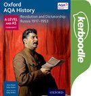 Oxford AQA History for A Level: Revolution and Dictatorship: Russia 1917-1953 Kerboodle Book