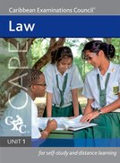 Law Cape Unit 1 A CXC Study Guide
