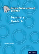 Nelson International Science Teacher's Guide 4