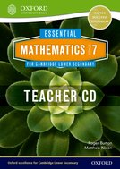 Essential Mathematics for Cambridge Lower Secondary Stage 7 Teacher CD-ROM