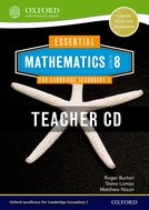 Essential Mathematics for Cambridge Lower Secondary Stage 8 Teacher CD-ROM