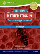 Essential Mathematics for Cambridge Lower Secondary Stage 9 Work Book