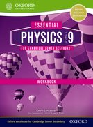 Essential Physics for Cambridge Lower Secondary Stage 9 Workbook