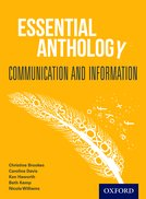 Essential Anthology: Communication and Information Student Book