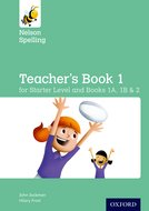 Nelson Spelling Teacher's Book (Reception-Year 2/P1-P3)