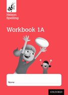 Nelson Spelling Workbook 1A Year 1/P2 (Red Level) x10