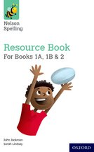 Nelson Spelling Resources and Assessment Book (Reception-Year 2/P1-3)
