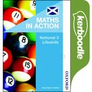 Maths in Action: KS3: National 3 Lifeskills Online Kerboodle