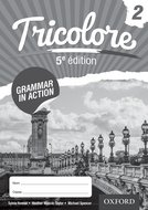 Tricolore 5e dition Grammar in Action Workbook 2 (8 pack)