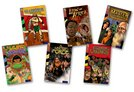 Oxford Reading Tree TreeTops Graphic Novels: Level 15: Pack of 6