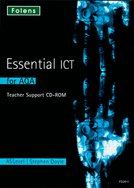 Essential ICT A Level: AS Teacher's Support CD-ROM for WJEC