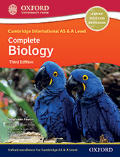 Cambridge International AS & A Level Complete Biology Student Book (Third Edition)