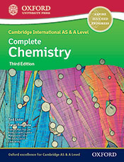 Cambridge International AS & A Level Complete Chemsitry Student Book (Third Edition)