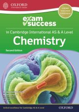 Exam Success in Chemistry for Cambridge International AS & A Level (Second Edition)