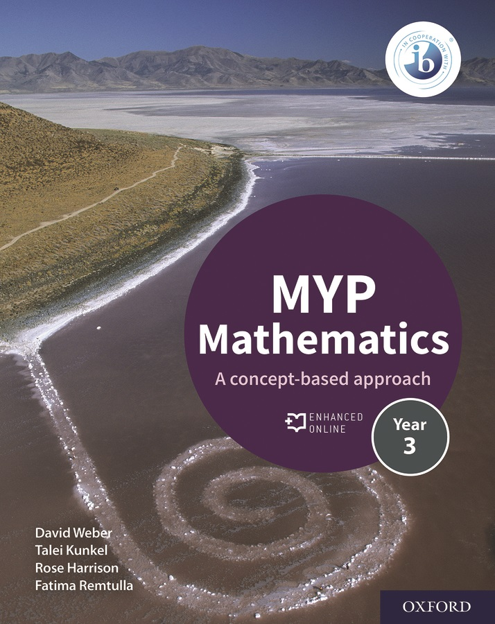 MYP Mathematics 3 Student Book