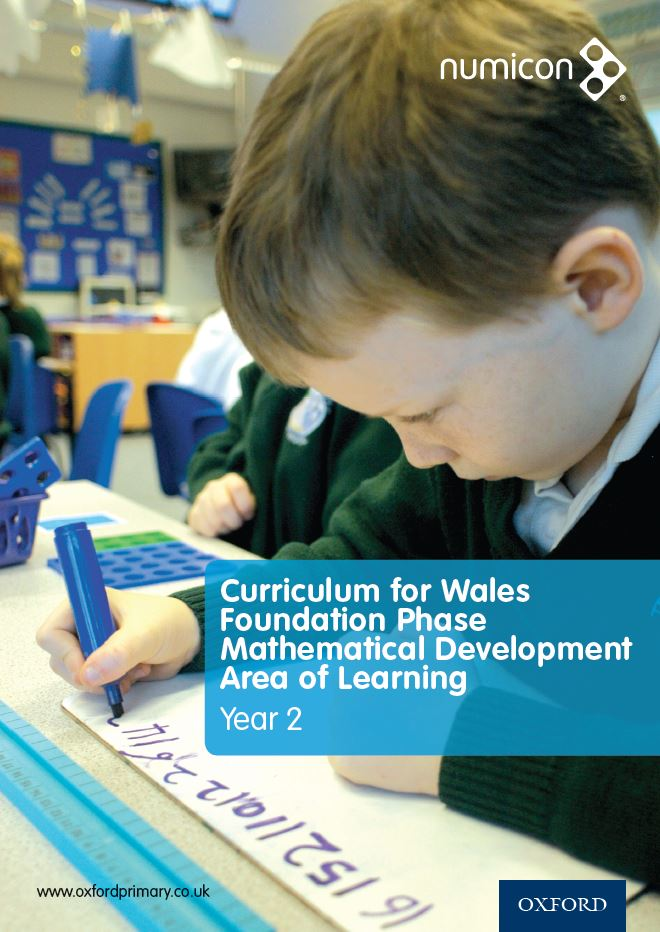 Numicon aligned to the Curriculum for Wales Foundation Phase Mathematical Development Area of Learning (PDF)