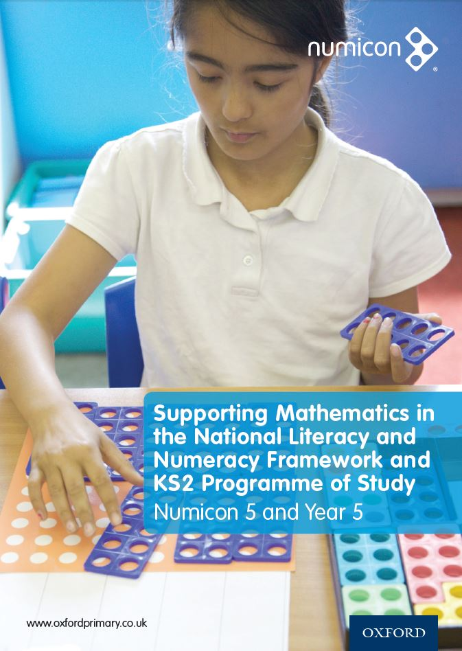 Numicon 5 aligned to the Curriculum for Wales Key Stage 2 Mathematical Programme of Study (PDF)