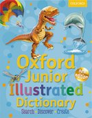 Oxford Junior Illustrated Dictionary free resources