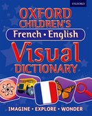Oxford Children's French-English Visual Dictionary free resources