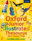 Oxford Junior Illustrated Thesaurus free resources
