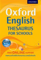 Oxford English Thesaurus for Schools free resources