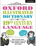 Oxford Illustrated Dictionary of 19th Century Language free resources