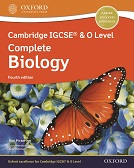Cambridge IGCSE & O Level Complete Biology Student Book (Fourth Edition)