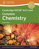 Cambridge IGCSE & O Level Complete Chemistry Student Book (Fourth Edition)