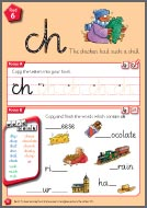 Nelson Phonics Red Level 1 pupil book (PDF)