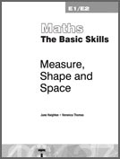 Maths The Basic Skills Measure, Shape and Space answers (PDF)