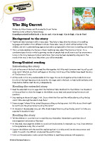 Oxford Reading Tree Traditional Tales Level 1+ Teaching Notes (PDF)