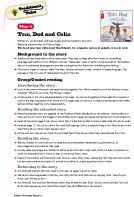 Oxford Reading Tree Traditional Tales Level 4 Teaching Notes (PDF)