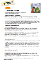Oxford Reading Tree Traditional Tales Level 6 Teaching Notes (PDF)