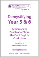 Demystifying Year 5 & 6 Grammar (PDF)