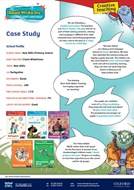 Read Write Inc. Literacy and Language: Case studies (PDF)