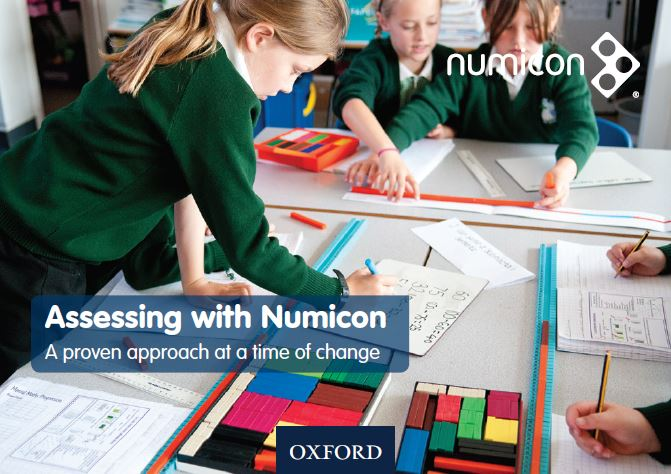 Assessing with Numicon (PDF)