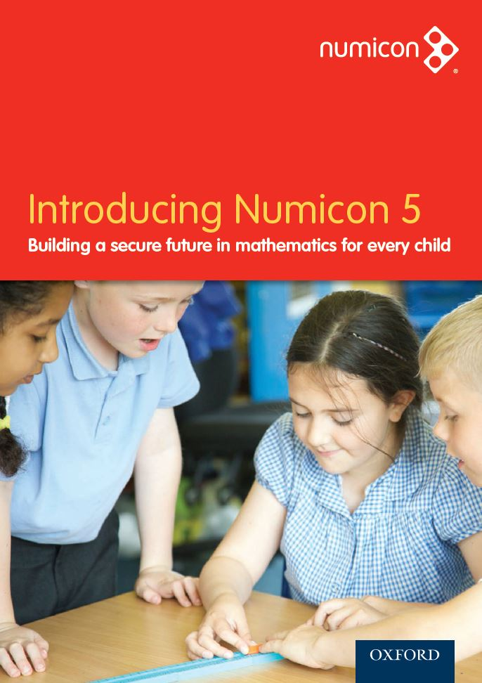 Numicon Year 5 Sample Pages (PDF)
